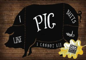 Oak and Smoke: BBQ Competition & Bluegrass Festival